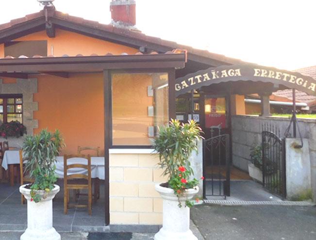 sidreria restaurante gaztañaga pais vasco